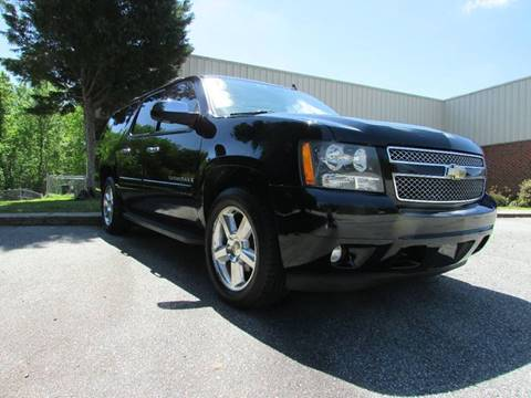 2008 Chevrolet Suburban for sale at TAYLOR'S AUTO SALES in Greensboro NC
