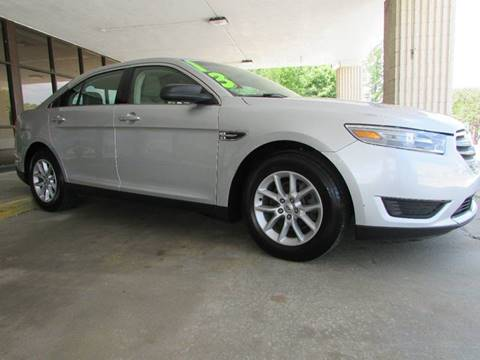 2013 Ford Taurus for sale at TAYLOR'S AUTO SALES in Greensboro NC