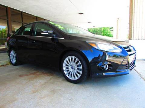 2012 Ford Focus for sale at TAYLOR'S AUTO SALES in Greensboro NC