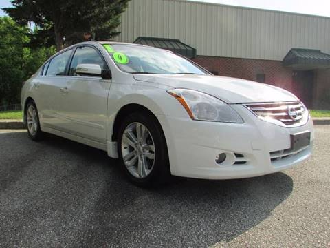 2010 Nissan Altima for sale at TAYLOR'S AUTO SALES in Greensboro NC