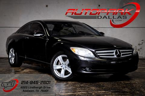 2007 Mercedes-Benz CL-Class for sale in Addison, TX