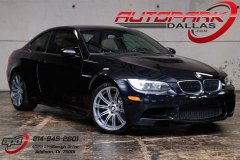 2010 BMW M3 for sale in Addison, TX
