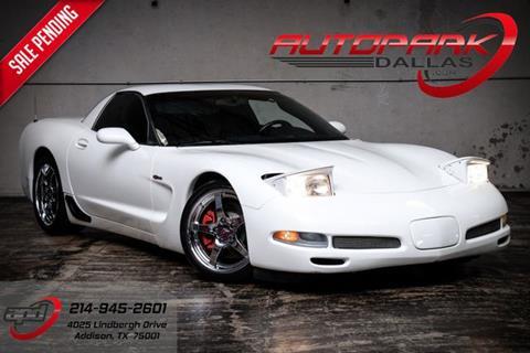 2004 Chevrolet Corvette for sale in Addison, TX