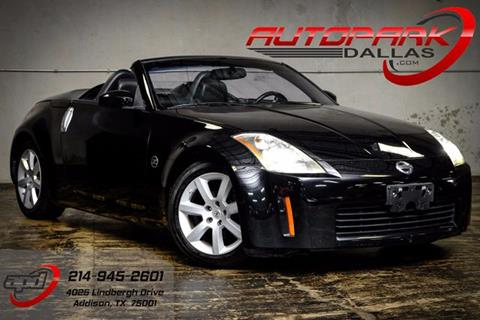 2005 Nissan 350Z for sale in Addison, TX
