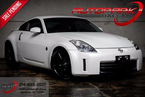 2007 Nissan 350Z for sale in Addison, TX