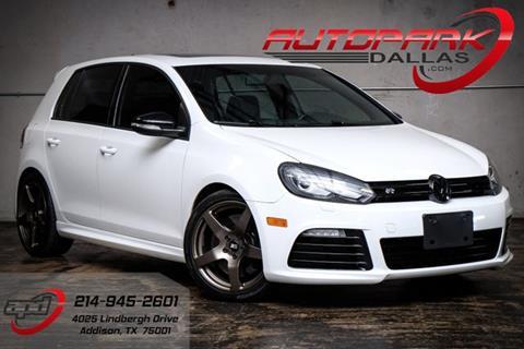 2013 Volkswagen Golf R for sale in Addison, TX