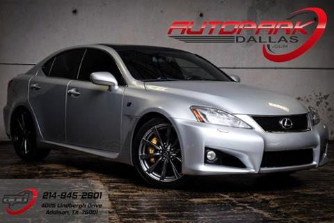 2008 Lexus IS F for sale in Addison, TX