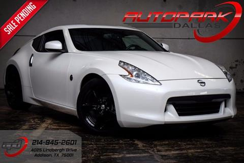 2012 Nissan 370Z for sale in Addison, TX