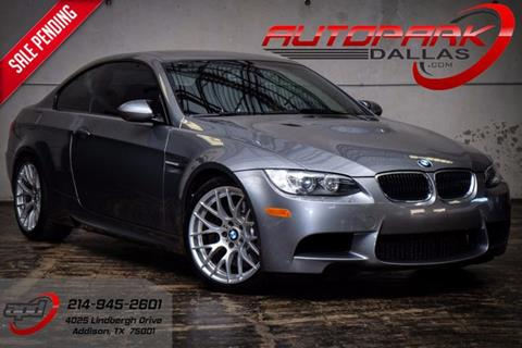 2012 BMW M3 for sale in Addison, TX