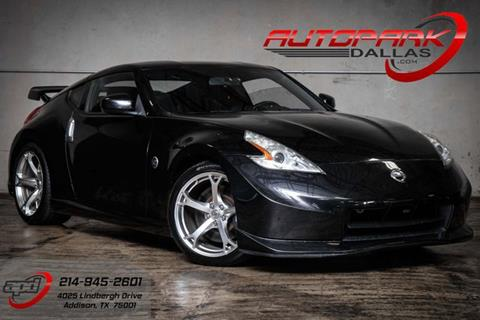 2009 Nissan 370Z For Sale In Addison, TX