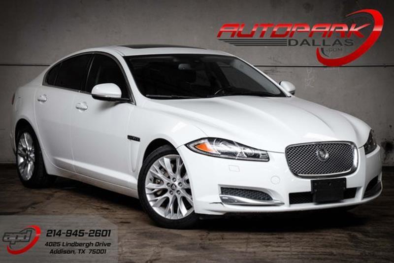 2013 Jaguar XF - Addison, TX