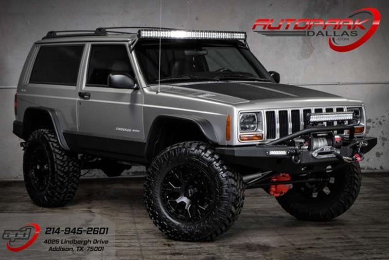2001 Jeep Cherokee - Addison, TX