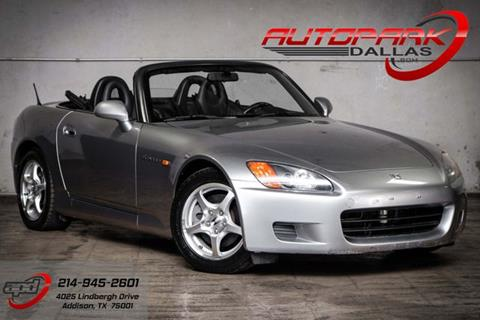 2001 Honda S2000 for sale in Addison, TX