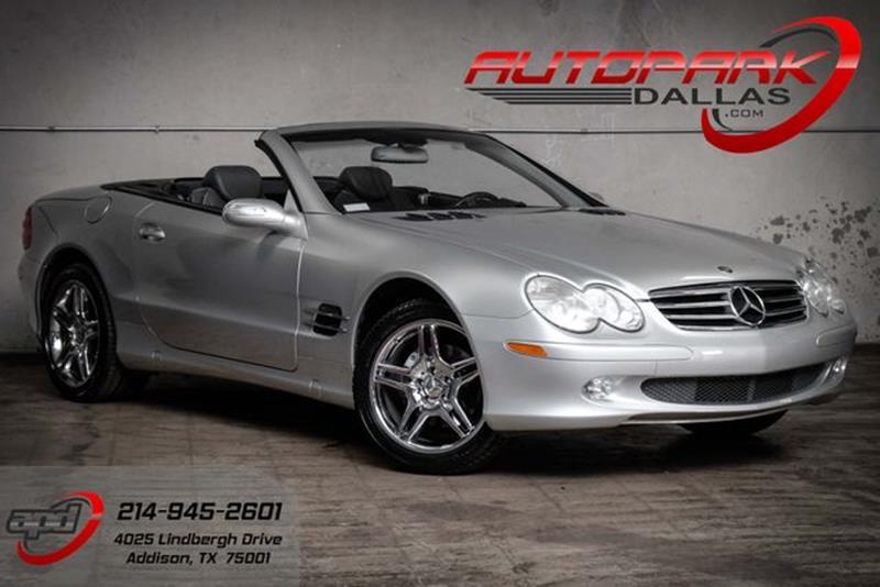 2004 Mercedes-Benz SL-Class - Addison, TX