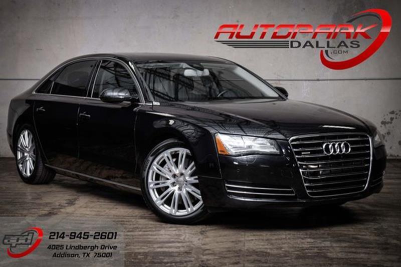 2012 Audi A8 L - Addison, TX