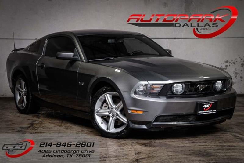 2011 Ford Mustang - Addison, TX