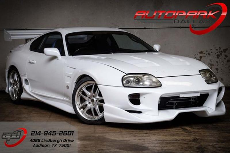 1993 Toyota Supra SZ - Addison, TX