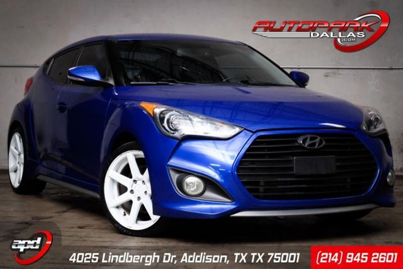 2013 Hyundai Veloster Turbo - Addison, TX