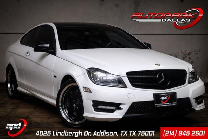 2013 Mercedes-Benz C-Class - Addison, TX