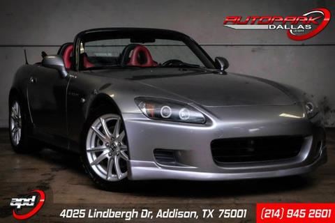 2000 Honda S2000 for sale in Addison, TX