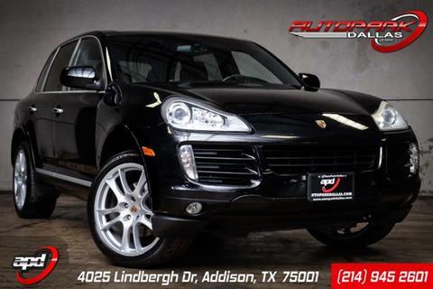2008 Porsche Cayenne for sale in Addison, TX