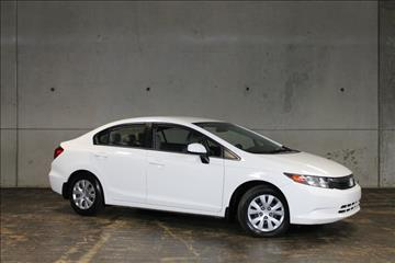 2012 Honda Civic for sale in Addison, TX