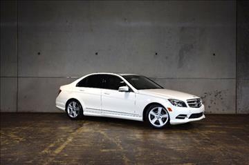 2011 Mercedes-Benz C-Class for sale in Addison, TX