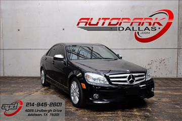 2009 Mercedes-Benz C-Class for sale in Addison, TX