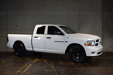 2012 RAM Ram Pickup 1500 for sale in Addison, TX