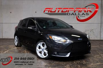 2013 Ford Focus for sale in Addison, TX