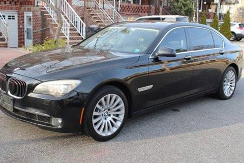 2010 BMW 7 Series For Sale  Carsforsalecom