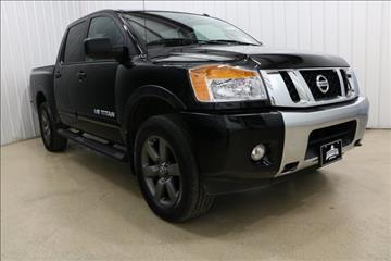 2015 Nissan Titan for sale in Jefferson City, MO