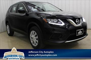 2016 Nissan Rogue for sale in Jefferson City, MO