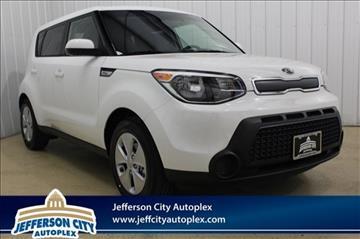 2016 Kia Soul for sale in Jefferson City, MO