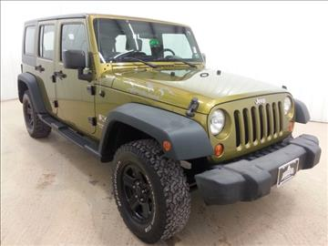 2007 Jeep Wrangler Unlimited for sale in Jefferson City, MO