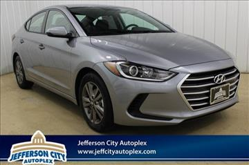 2017 Hyundai Elantra for sale in Jefferson City, MO