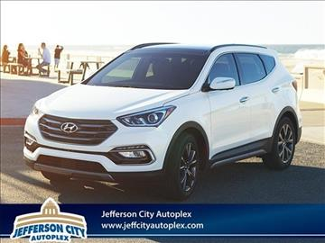 2017 Hyundai Santa Fe Sport for sale in Jefferson City, MO