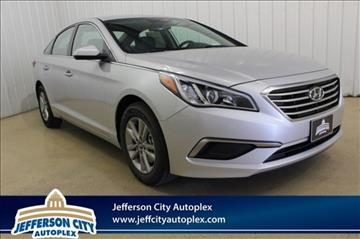 2017 Hyundai Sonata for sale in Jefferson City, MO