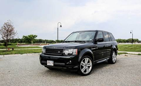 2013 Land Rover Range Rover Sport for sale in Hampton Beach, NH
