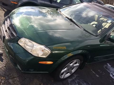 2000 Nissan Maxima for sale in Springfield, MA