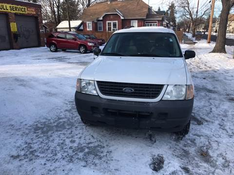 2003 Ford Explorer for sale in Springfield, MA