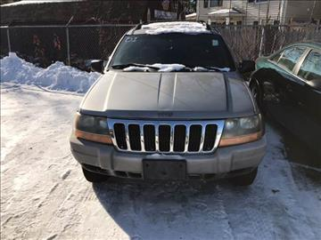 2001 Jeep Grand Cherokee for sale in Springfield, MA