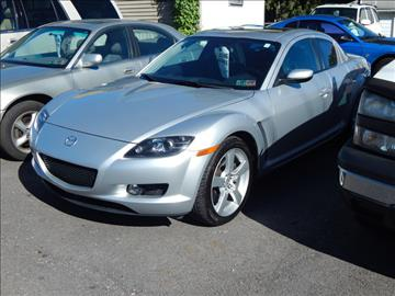 2004 Mazda RX-8 for sale in Lock Haven, PA