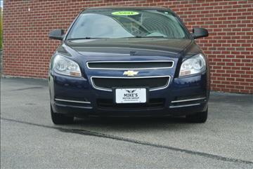 2008 Chevrolet Malibu for sale in Tyngsboro, MA