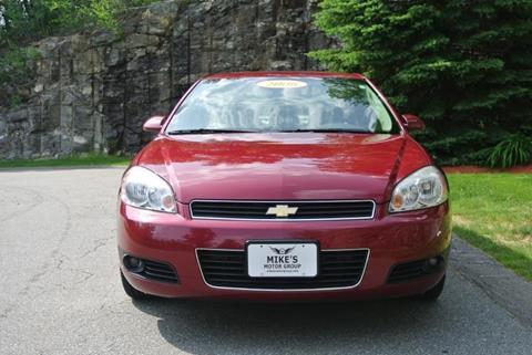 2006 Chevrolet Impala for sale in Tyngsboro, MA