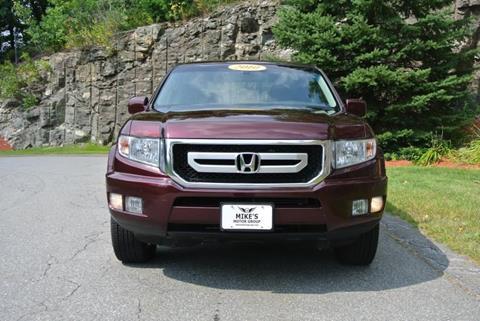 2010 Honda Ridgeline for sale in Tyngsboro, MA