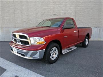 2010 Dodge Ram Pickup 1500 for sale in Tyngsboro, MA