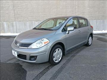 2009 Nissan Versa for sale in Tyngsboro, MA