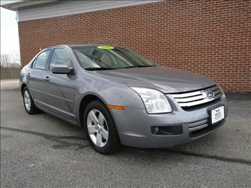 2007 Ford Fusion for sale in Tyngsboro, MA