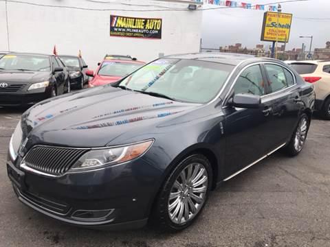 2013 Lincoln MKS for sale in Philadelphia, PA